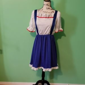 Halloween 'Rag Doll' Costume sz One Size Fits Most